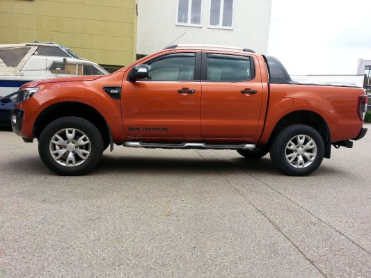 Ford Ranger Windabweiser